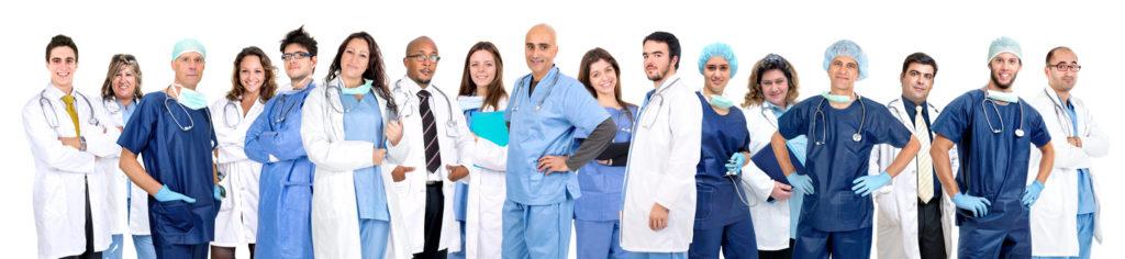 Der richtige Mitarbeiter am richtigen Platz – Ärzte